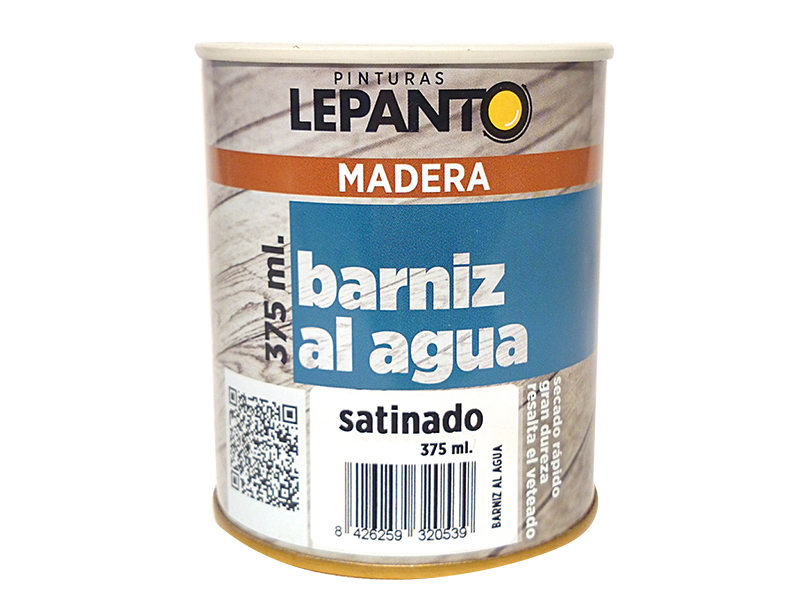 Water Based Varnish Satin Pinturas Lepanto Paint Manufacturer For Professionals And